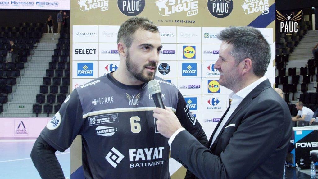 Baptiste Bonnefond - Handball - PAUC