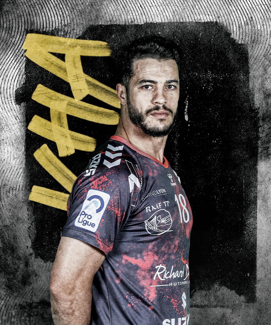 #18 Hichem Kaabeche